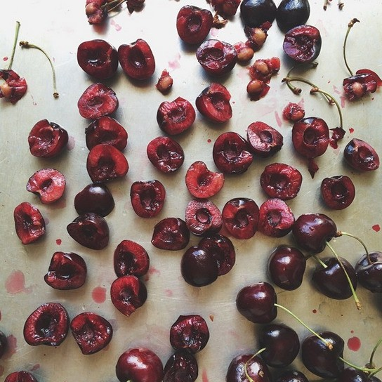 Put a Filter on It:Cherries