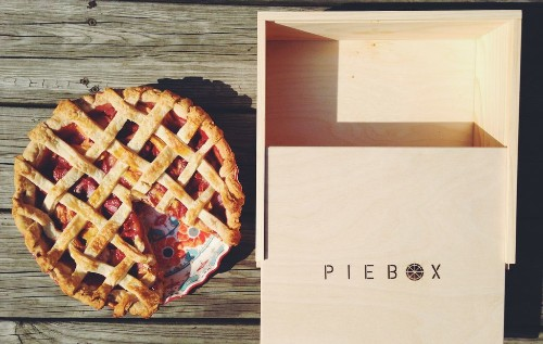 How to Transport Pie Safely + aGiveaway!