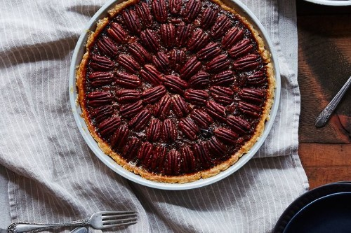 Craig & Kathleen Claiborne's Mississippi Pecan Pie Recipe on Food52