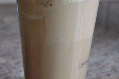 Coffee Ice CreamSodas