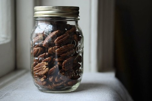 Crispy Spice-BrinedPecans