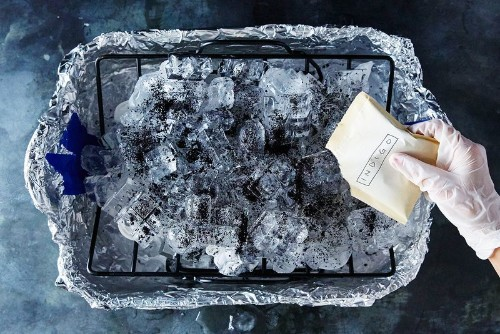 An Ice-Dyeing Tutorial