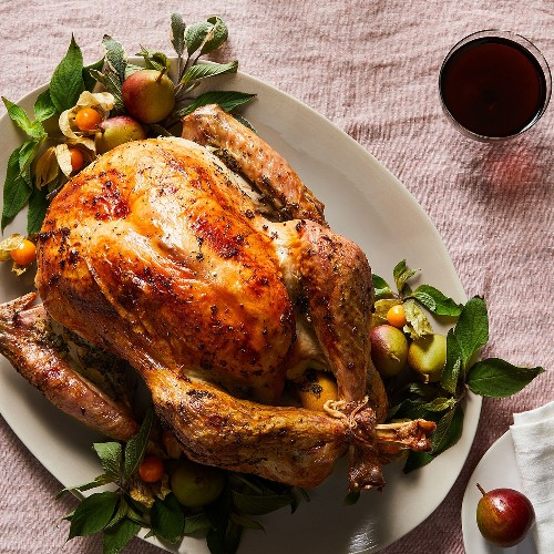 A Foolproof Method for Juicy (Not-Dry!) Roast Turkey