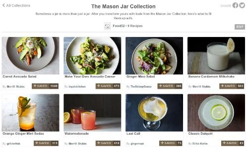 The Mason JarCollection