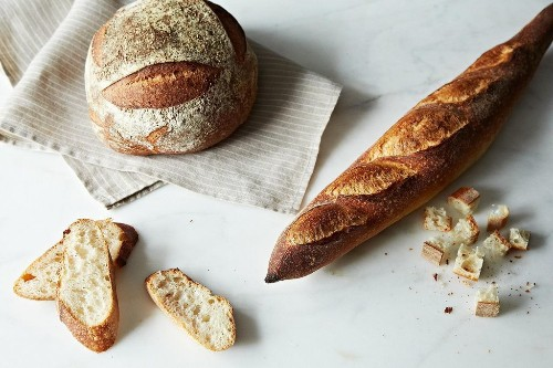 How to Stale Bread in aPinch