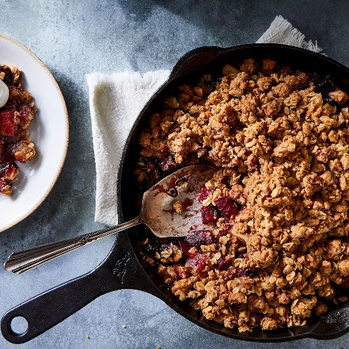 The Apple Crisp That Made Me Fall in Love With...Beets
