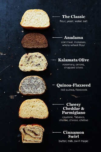 Once You've Made Genius Peasant Bread, Try These 5Variations