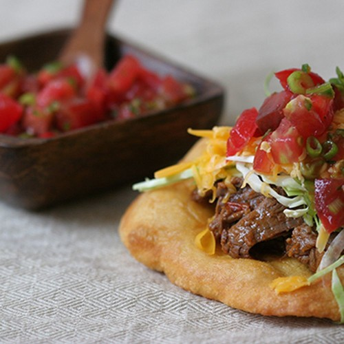 Fry Bread Tacos Recipe on Food52