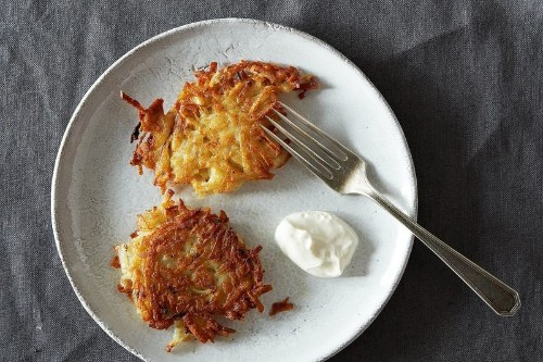 The Best Latkes Are Just Traditional Enough