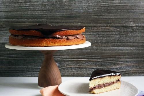 Chocolate Boston CreamPie
