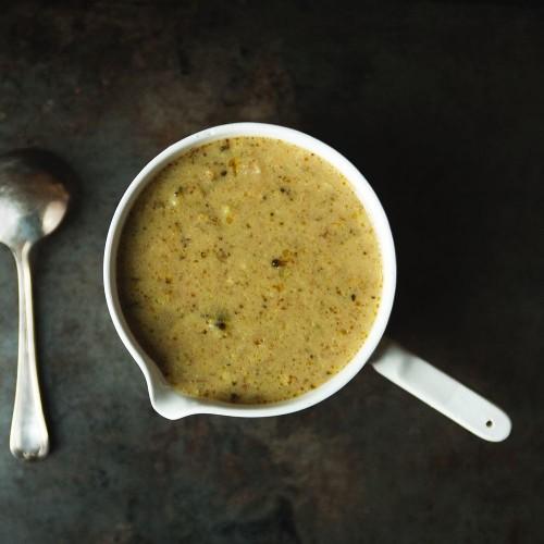 Broccoli, Lemon, and Parmesan Soup Recipe on Food52