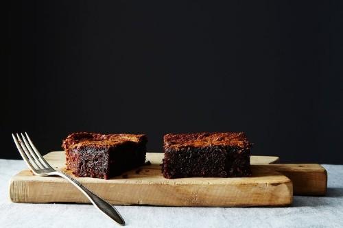 Chocolate Mochi SnackCake