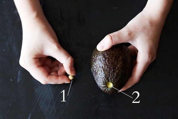 All About Avocados, Nature'sButter