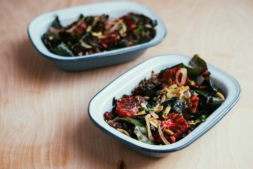 Seven Winter Salad Recipes for Eating Fresh