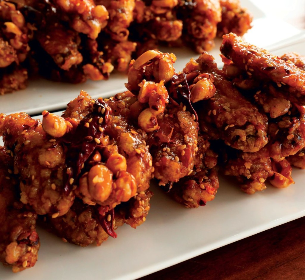 Maangchi's Korean Fried Chicken