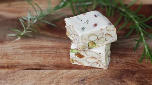 Torrone: Three-Ingredient Nougat