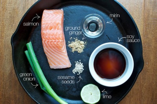 Tangy Teriyaki Salmon Recipe on Food52