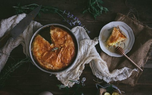How to Make Honeyed Greek Pastry