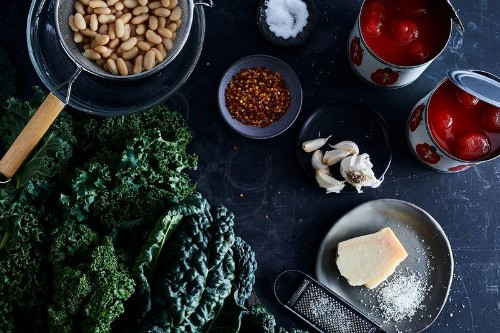 How is This Genius Minestrone-ish Soup So Good, SoFast?