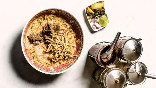This Spicy Thai Noodle Soup Is a Bowl of Slurpable Comfort