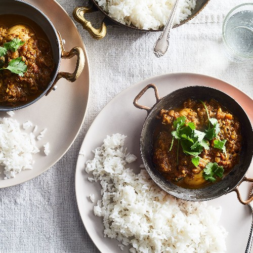Dad's Egg Curry Is the One Thing I Didn't Know I'd Miss - My Family Recipe