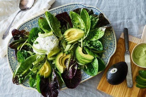 The Feel-Good Salad You'll Be Making On Repeat AllSeason