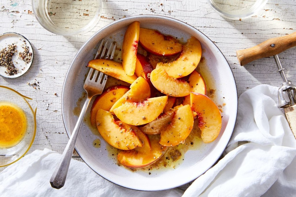 A Fruit Salad That's Salty, Savory, Perfect