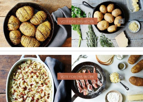 Finalists: Your Best Recipe with Potatoes2.0
