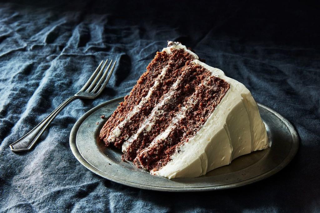 Ina Garten's Devil's Food Cake