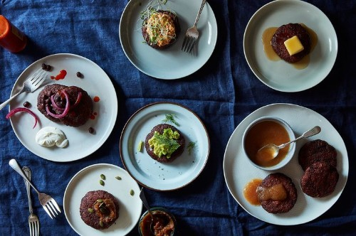 8 Wacky Ways to Top a Latke (Don't Tell Bubbe)