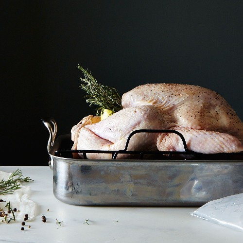 The Best Way to Cook a Turkey Is Also the Simplest