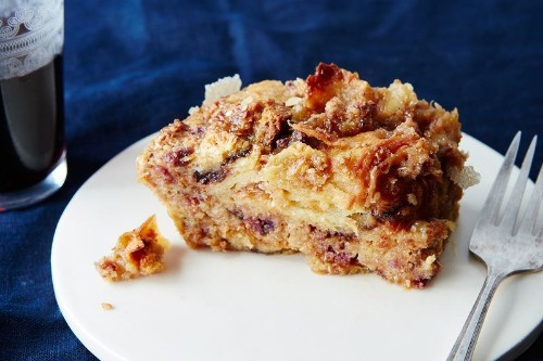 How to Turn Leftover Pastries into BreadPudding