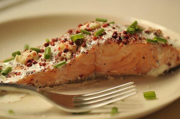 Dinner Tonight: Salmon Papillotes + Creamy Cucumber Side
