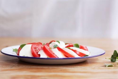 How to Make Caprese Salad - Italian Recipes