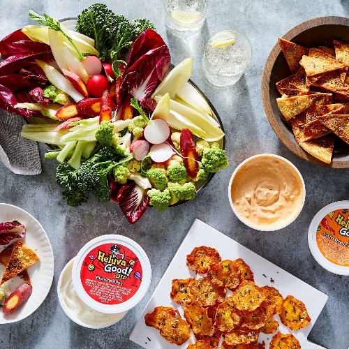 Crispy Chicken Nuggets, Cheesy Tater Tots & 9 More Dip-Friendly Snacks