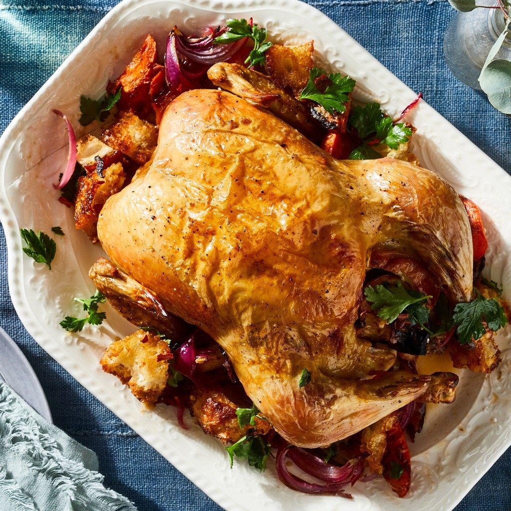 Engagement Roast Chicken for When You're Getting Married (to Yourself)