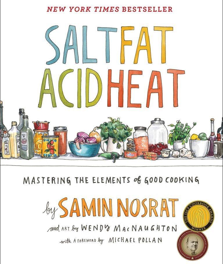 Samin Nosrat Will Never Let You Make a Boring Salad Again