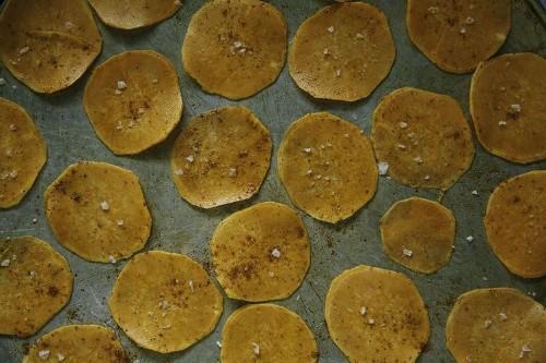 Homemade Sweet Potato Chips -- How to Recipe