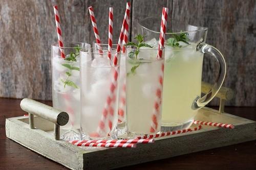 Ginger Lemonade Recipe on Food52