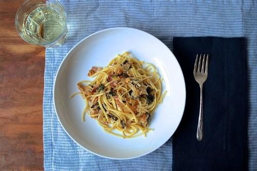 Spaghetti with FantasySauce