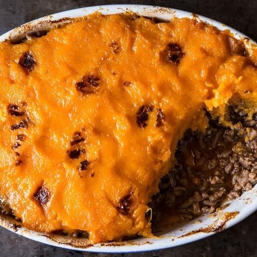 Shepherd's Pie with Sweet Potatoes Recipe on Food52