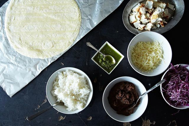 How to Make Any Burrito in 5 Steps