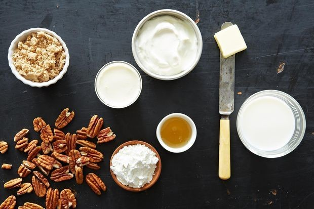 Browned Butter Pecan Ice Cream Recipe on Food52