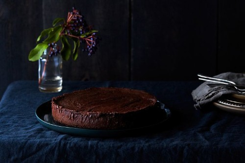 The Magic of the 3-Ingredient Chocolate Oblivion Truffle Torte, As Told By Rose Levy Beranbaum