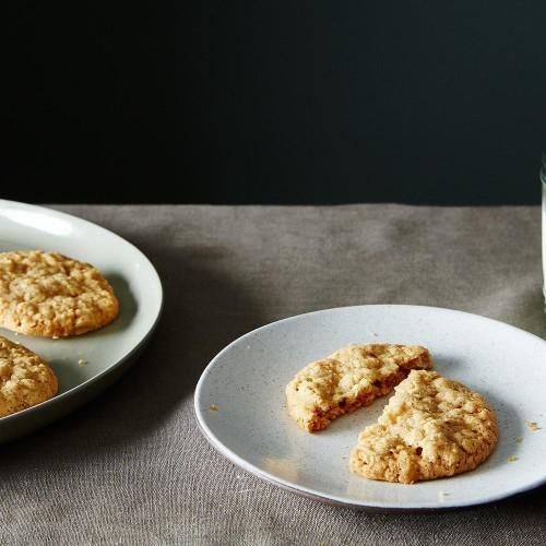 Crispy Crunchy Oatmeal Cookies Recipe on Food52