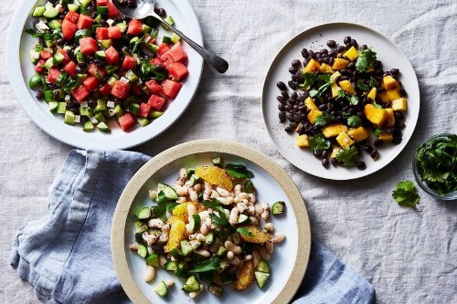 How to Cook Beans in an Instant Pot (& Turn Them Into ColorfulSalads)
