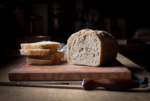 How to Make No-Knead Sandwich Bread