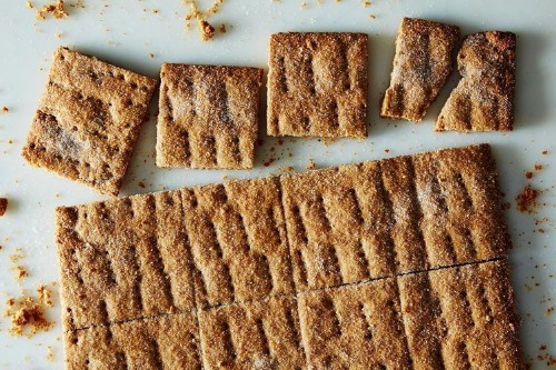 Homemade Graham Crackers | Baking Recipes from Alice Medrich