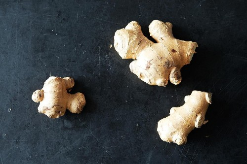 Ginger - How to Select and Store Ginger Root