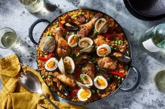Perez Family Paella Recipe on Food52